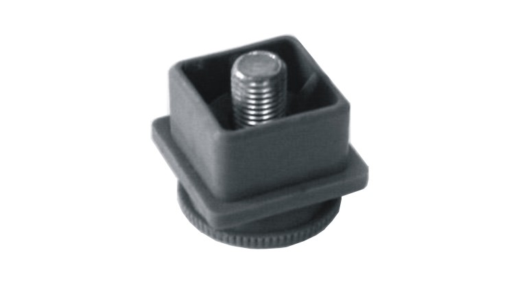 Adjustable End Cap PP25x25REG
