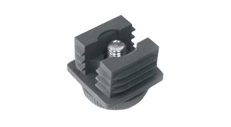 Adjustable End Cap PP30x30REG