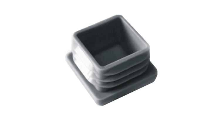 Aluminium Profile End Cap PP30x30