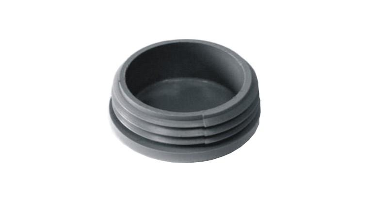 End Cap for Round Aluminium Profile PP40