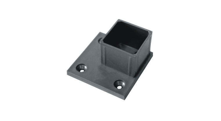 Plastic mounting plate (Angle) PT40x40K