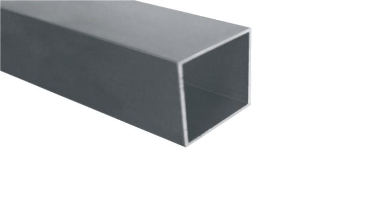 Квадратный алюминиевый профиль P60x60