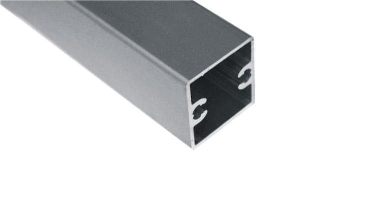 Aluminium profile P60x60S