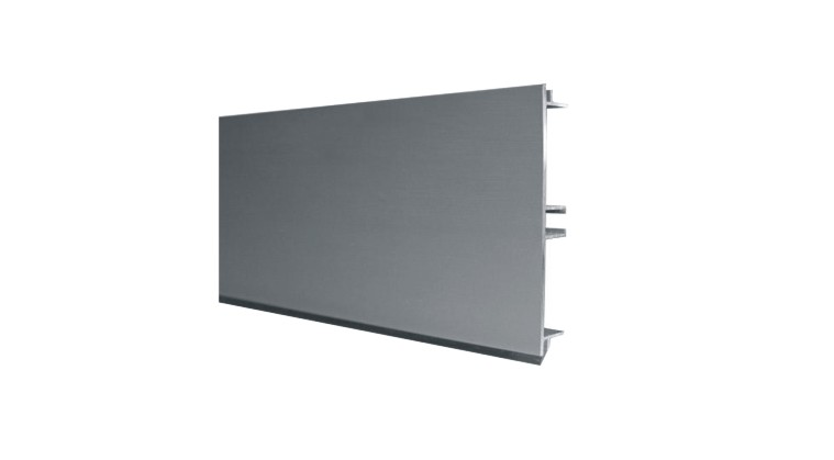 Aluminium plinth COK