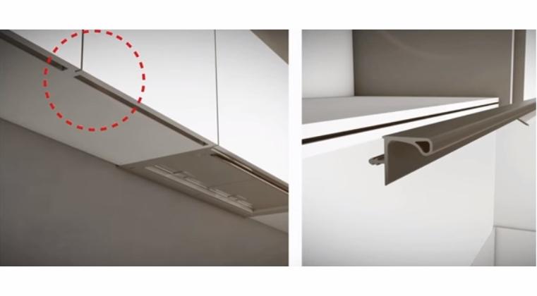 Gola Profile For Hanging Units